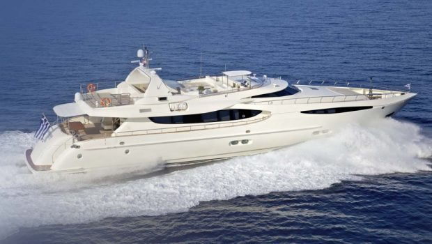 sanjana motor yacht running -  Valef Yachts Chartering - 1730