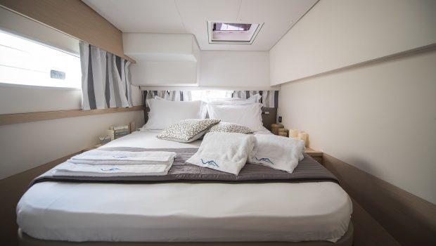 sea energy v catamaran cabins (2) -  Valef Yachts Chartering - 2119