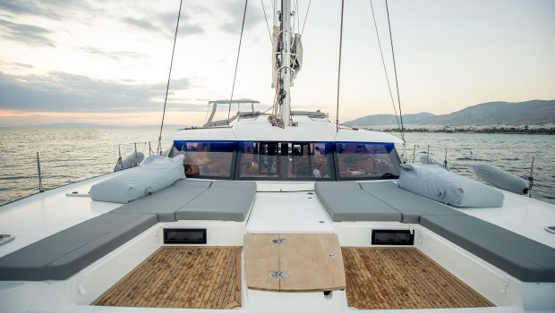 sea energy v catamaran fore (1) -  Valef Yachts Chartering - 2109