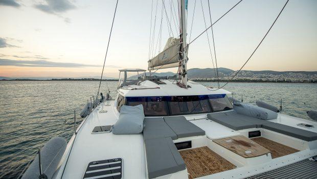 sea energy v catamaran fore (3) -  Valef Yachts Chartering - 2107