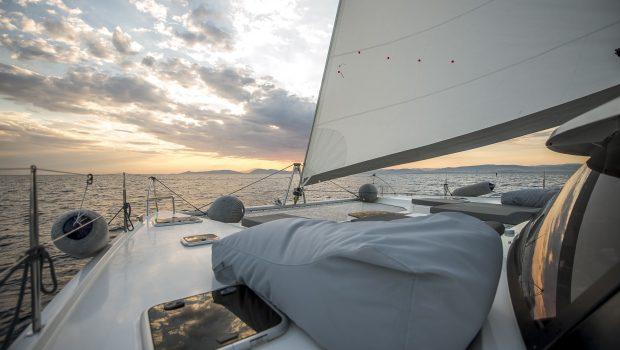 sea energy v catamaran lounge -  Valef Yachts Chartering - 2094
