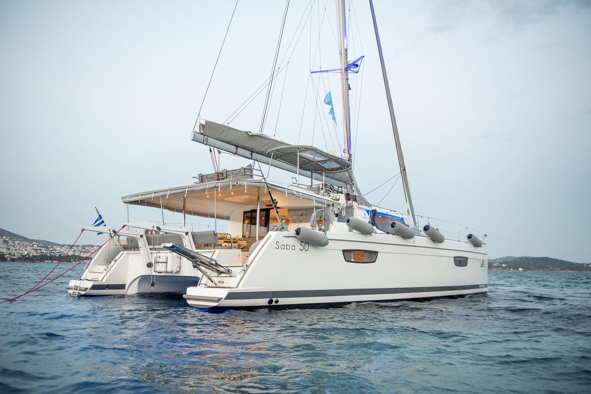 sea energy v catamaran profiles (2) -  Valef Yachts Chartering - 2105