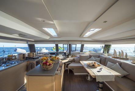 sea energy v catamaran salon (2) -  Valef Yachts Chartering - 2101