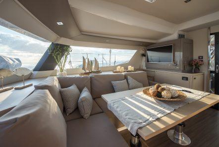 sea energy v catamaran salon (3) -  Valef Yachts Chartering - 2100