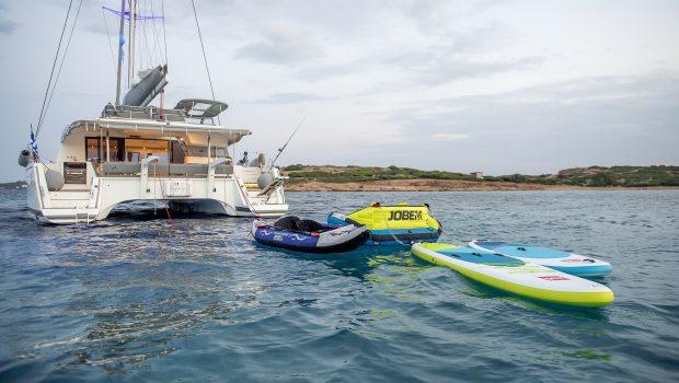 sea energy v catamaran sea toys -  Valef Yachts Chartering - 2102