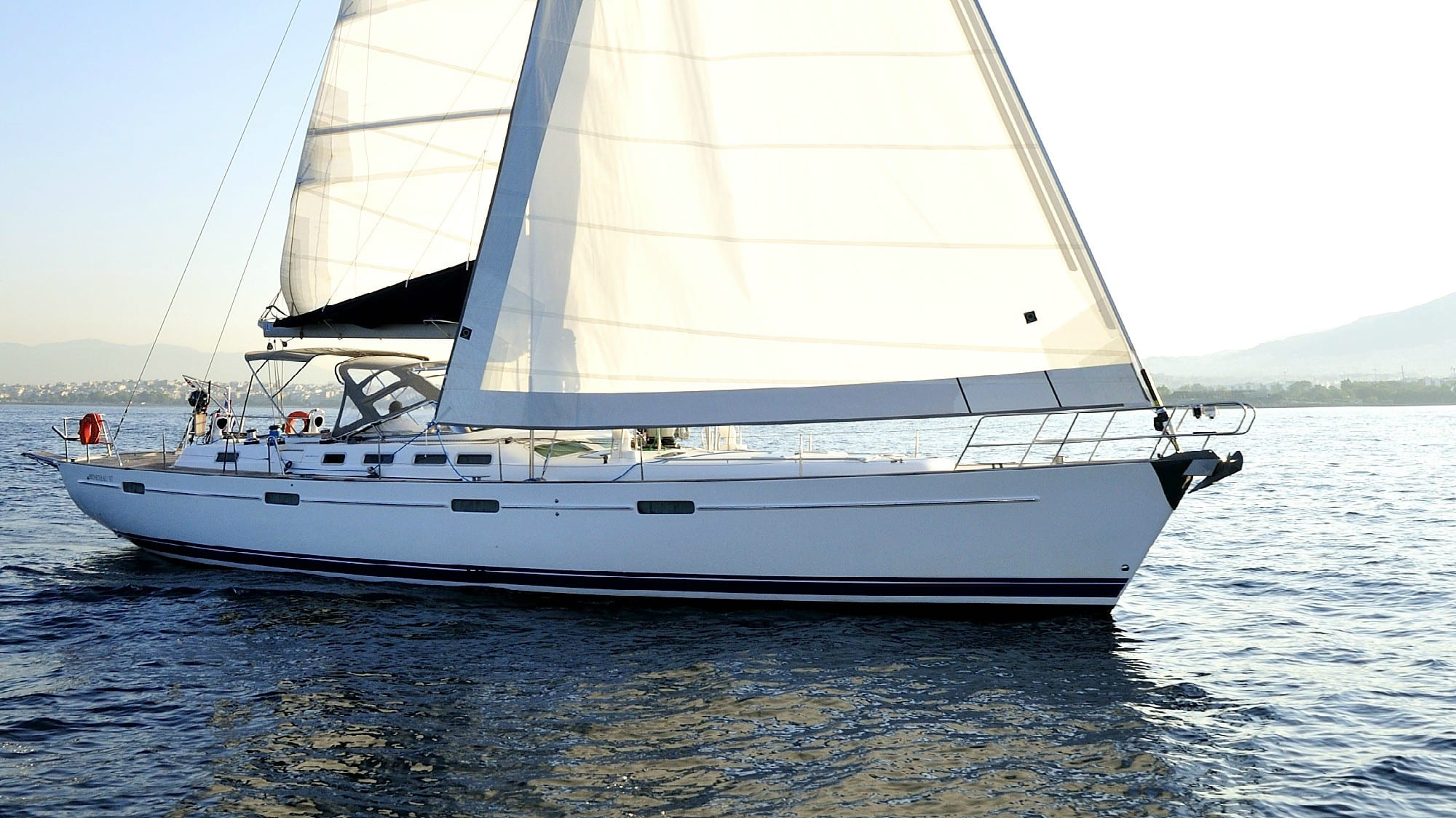 sea star sailing yacht profile (4) -  Valef Yachts Chartering - 1895