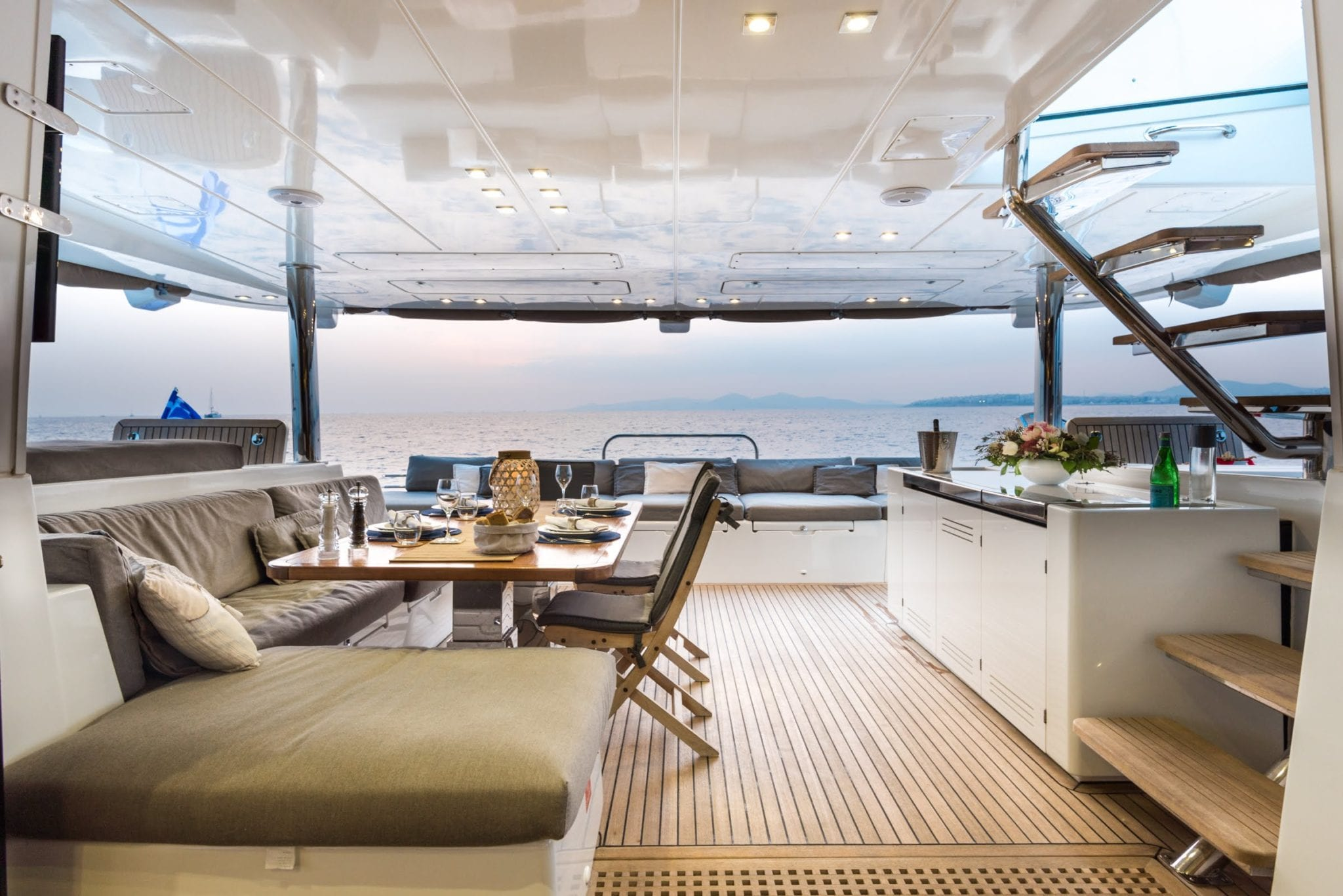 selene catamaran cockpit (12) -  Valef Yachts Chartering - 1962