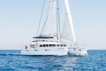 selene catamaran profile (6) -  Valef Yachts Chartering - 1959