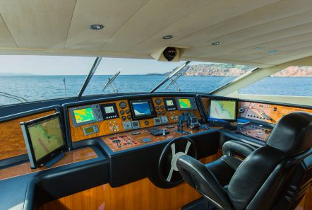 tacos of the sea motor yacht bridge -  Valef Yachts Chartering - 2003