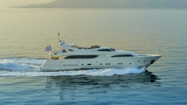 tacos of the sea motor yacht  profile (1) -  Valef Yachts Chartering - 1996