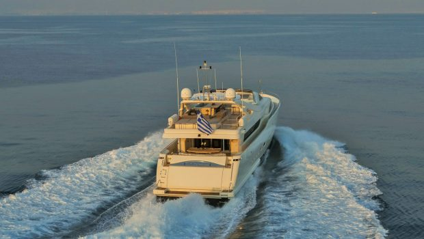 tacos of the sea motor yacht  profile (3) -  Valef Yachts Chartering - 1994