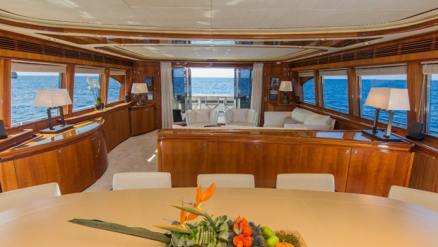 tacos of the sea motor yacht salon (1) -  Valef Yachts Chartering - 1987
