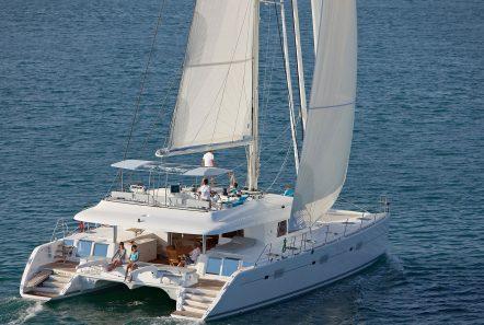 valium 62 catamaran profile (1) -  Valef Yachts Chartering - 1942