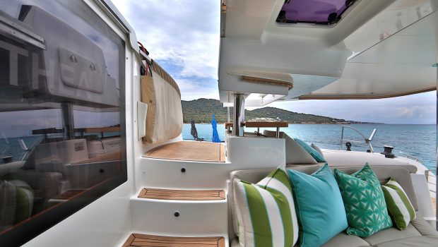 worlds end catamaran aft deck (4) min -  Valef Yachts Chartering - 2139