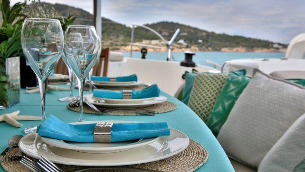 worlds end catamaran cuisine (1) min -  Valef Yachts Chartering - 2124