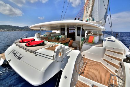 worlds end catamaran decks (2) min -  Valef Yachts Chartering - 2121