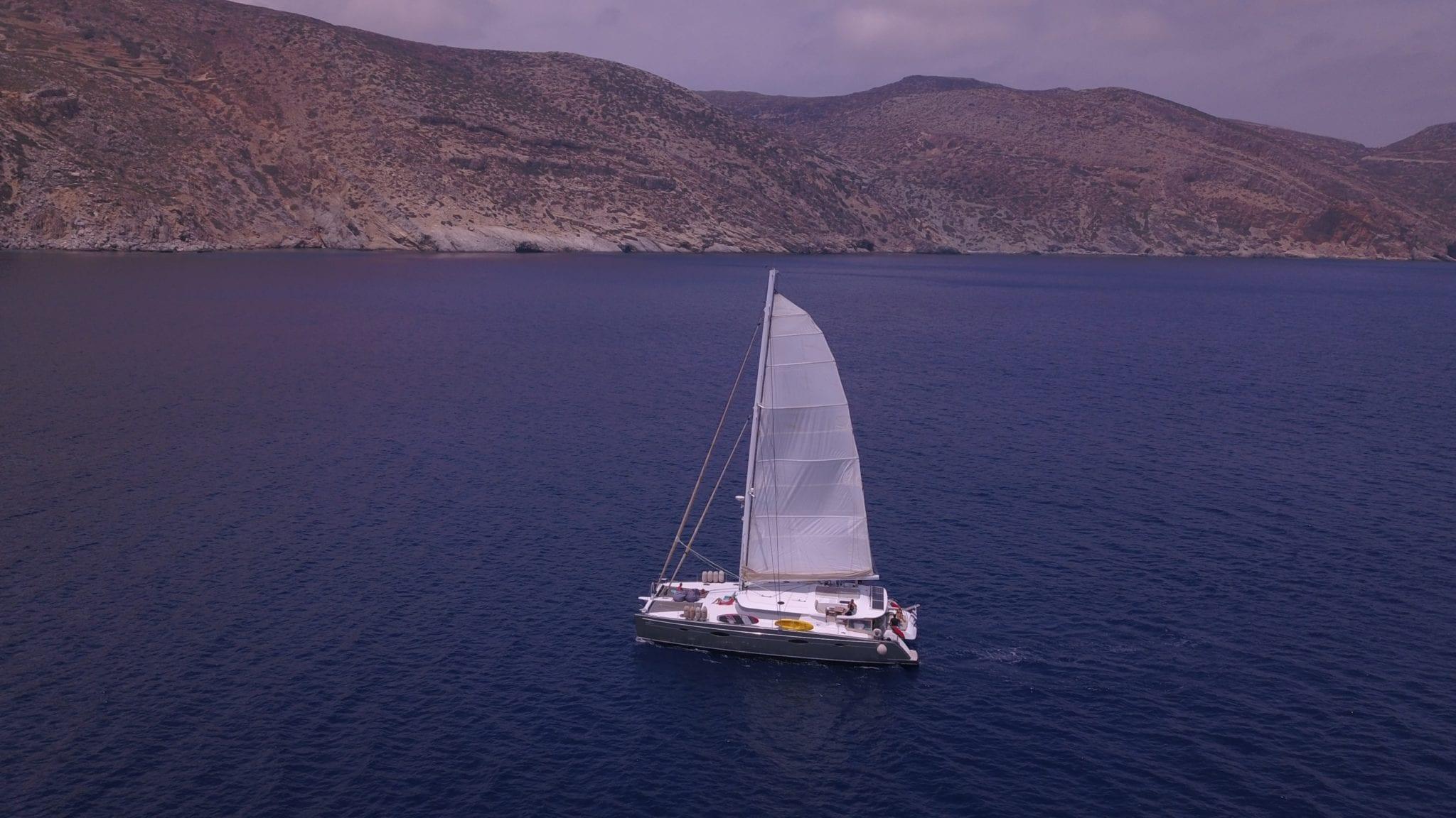 worlds end catamaran profile min -  Valef Yachts Chartering - 2149