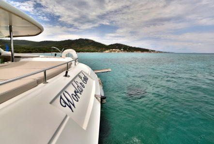 worlds end catamaran side min -  Valef Yachts Chartering - 2144
