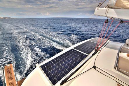 worlds end catamaran solar panels min -  Valef Yachts Chartering - 2143