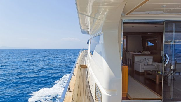 alfea motor yacht cruising (1) min -  Valef Yachts Chartering - 1411