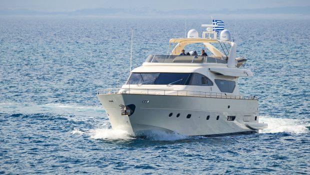 alfea motor yacht cruising (10) min -  Valef Yachts Chartering - 1406