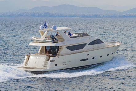 alfea motor yacht cruising (11) min -  Valef Yachts Chartering - 1405