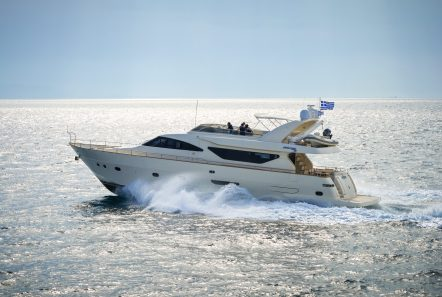 alfea motor yacht cruising (12) min -  Valef Yachts Chartering - 1404