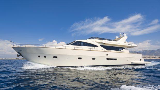 alfea motor yacht cruising (2) min -  Valef Yachts Chartering - 1410