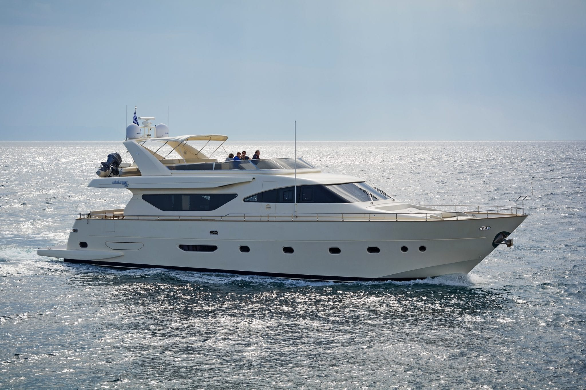 alfea motor yacht cruising (4) min -  Valef Yachts Chartering - 1409