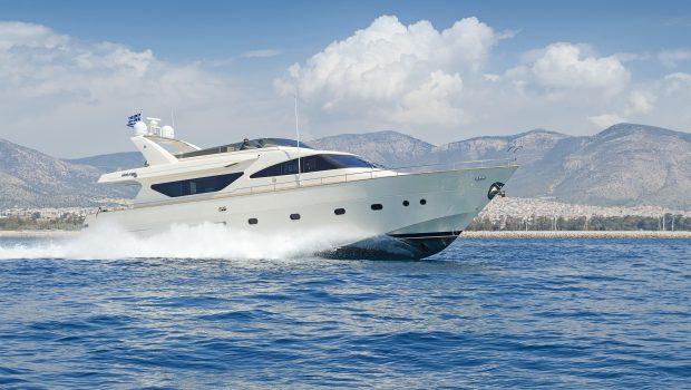 alfea motor yacht cruising (9) min -  Valef Yachts Chartering - 1407