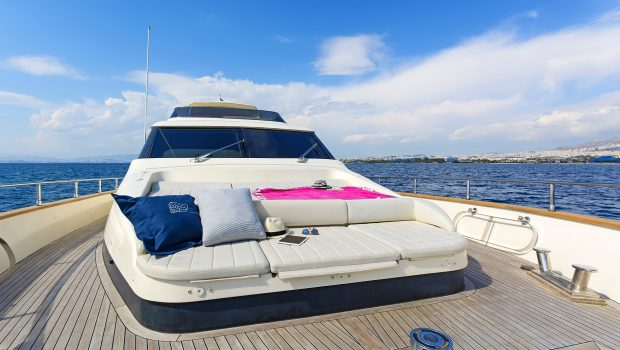 alfea motor yacht fore (3) min -  Valef Yachts Chartering - 1401