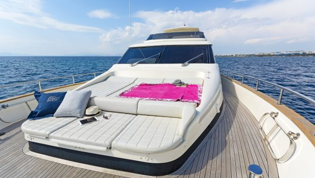 alfea motor yacht fore (4) min -  Valef Yachts Chartering - 1400