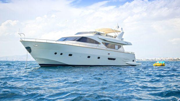 alfea motor yacht moored (4) min -  Valef Yachts Chartering - 1395