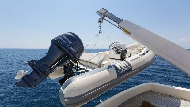 alfea motor yacht sea toys swim platform (1) min -  Valef Yachts Chartering - 1394
