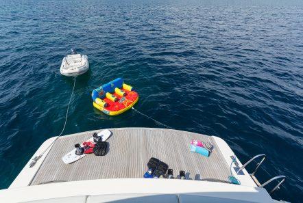 alfea motor yacht sea toys swim platform (2) min -  Valef Yachts Chartering - 1393