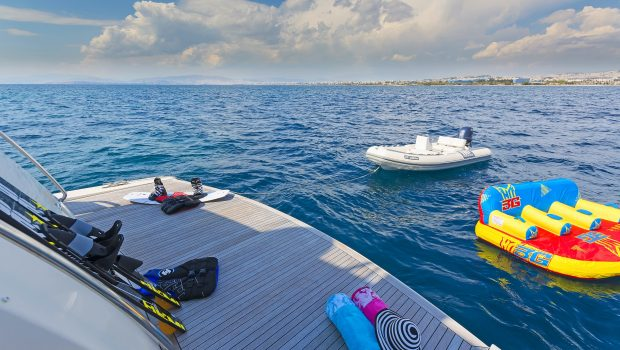 alfea motor yacht sea toys swim platform (3) min -  Valef Yachts Chartering - 1392