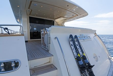 alfea motor yacht sea toys swim platform (5) min -  Valef Yachts Chartering - 1390