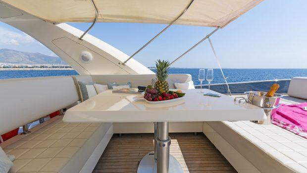 alfea motor yacht sundeck (1) min -  Valef Yachts Chartering - 1389