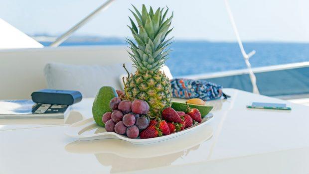 alfea motor yacht sundeck (11) min -  Valef Yachts Chartering - 1426