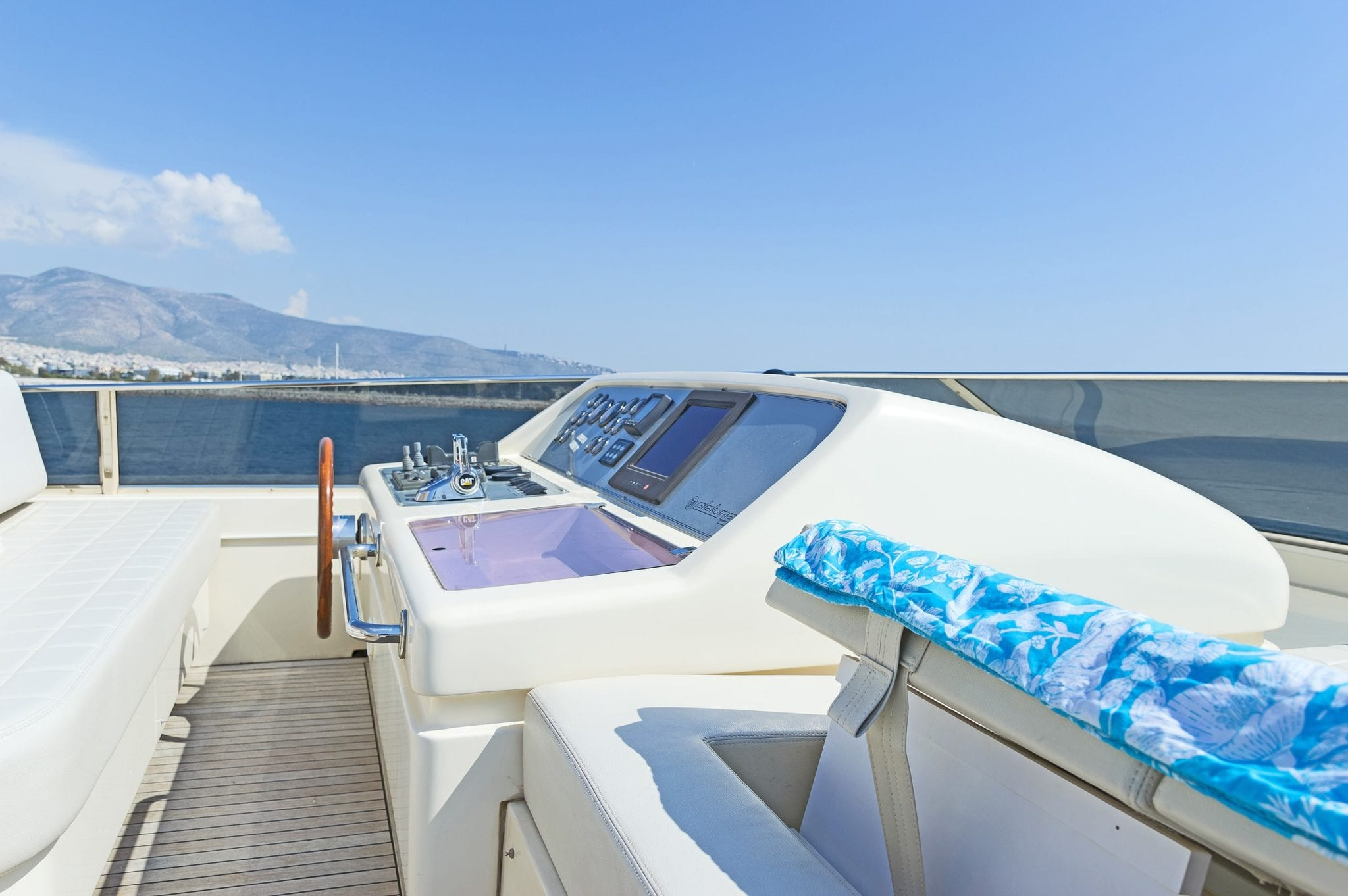 alfea motor yacht sundeck (13) min -  Valef Yachts Chartering - 1424