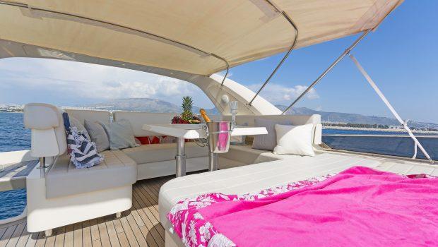 alfea motor yacht sundeck (3) min -  Valef Yachts Chartering - 1434