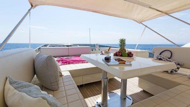 alfea motor yacht sundeck (4) min -  Valef Yachts Chartering - 1433