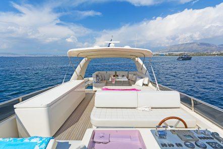 alfea motor yacht sundeck (5) min -  Valef Yachts Chartering - 1432