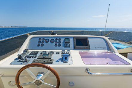alfea motor yacht sundeck (7) min -  Valef Yachts Chartering - 1430