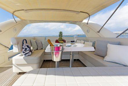alfea motor yacht sundeck (8) min -  Valef Yachts Chartering - 1429