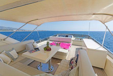 alfea motor yacht sundeck (9) min -  Valef Yachts Chartering - 1428