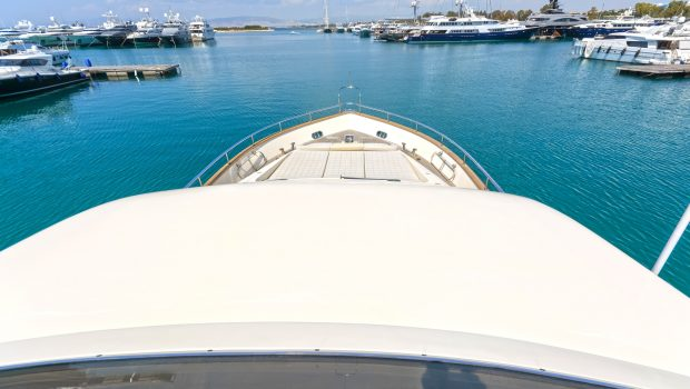 alfea motor yacht view fore min -  Valef Yachts Chartering - 1423