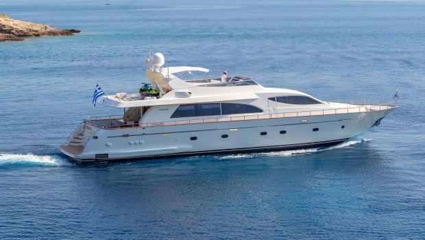 efmaria motor yacht exteriors (1) min -  Valef Yachts Chartering - 1502