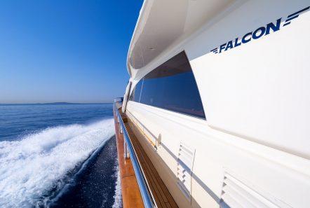 efmaria motor yacht exteriors (2) min -  Valef Yachts Chartering - 1501