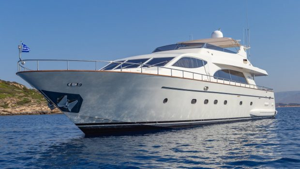 efmaria motor yacht exteriorsjpg (5) -  Valef Yachts Chartering - 1496